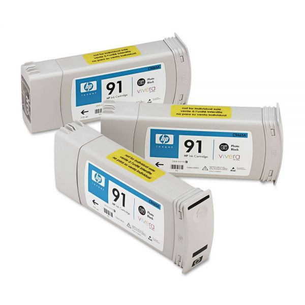 HP 91 Photo Black Ink Cartridge (C9481A)