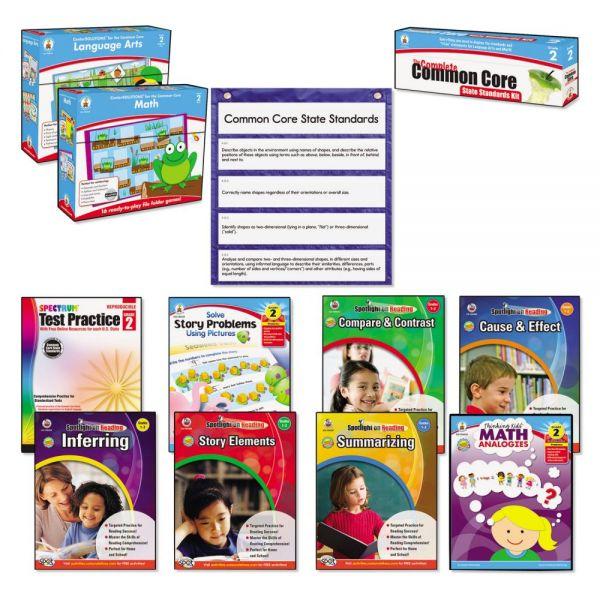Carson-Dellosa Publishing Common Core Kit