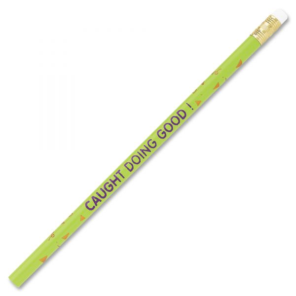 Moon Products Decorated Wood Pencil