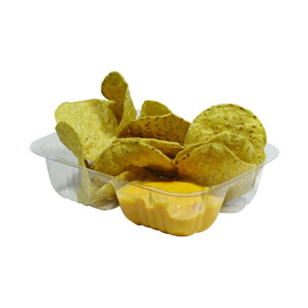 Dart ClearPac Large Nacho Trays