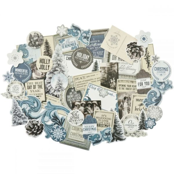 Frosted Collectables Cardstock Die-Cuts