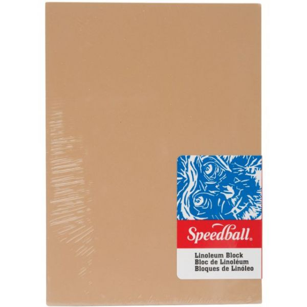 Speedball Linoleum Block