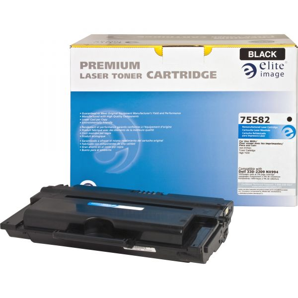 Elite Image Remanufactured Dell 330-2209 High Yield Toner Cartridge