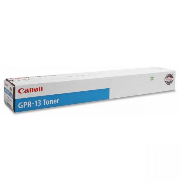 Canon GPR-13 Cyan Toner Cartridge (8641A003AA)