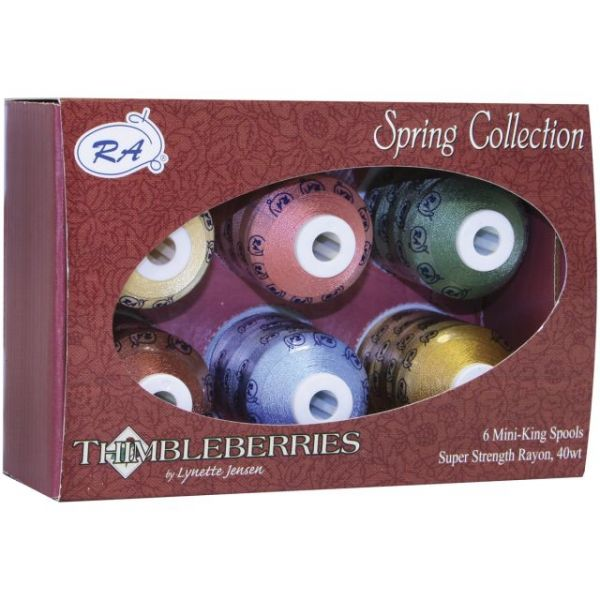 Thimbleberries Rayon Thread Collections