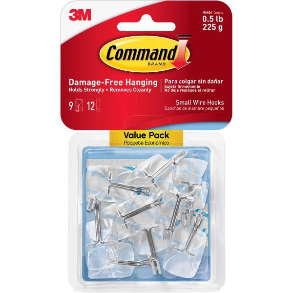 Command Small Sized Hooks