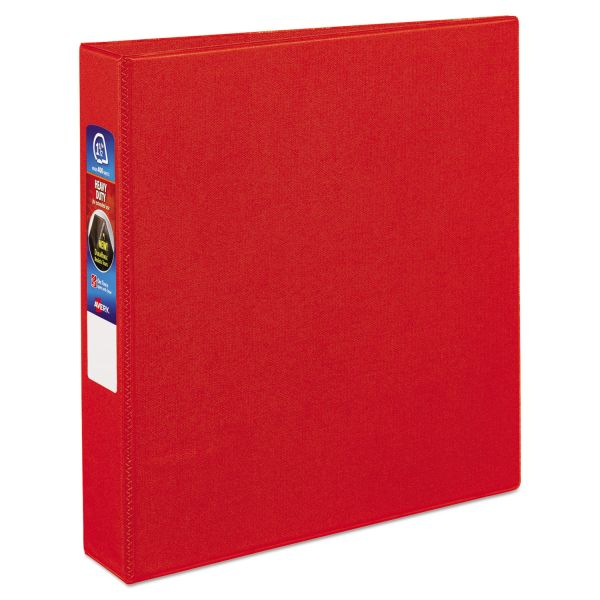 "Avery Heavy-Duty Reference 1 1/2"" 3-Ring Binder"