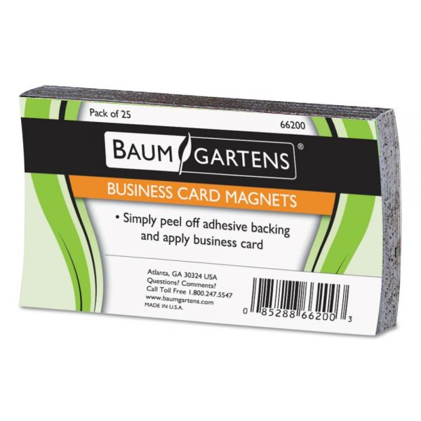 Baumgartens Adhesive-Backed Magnets