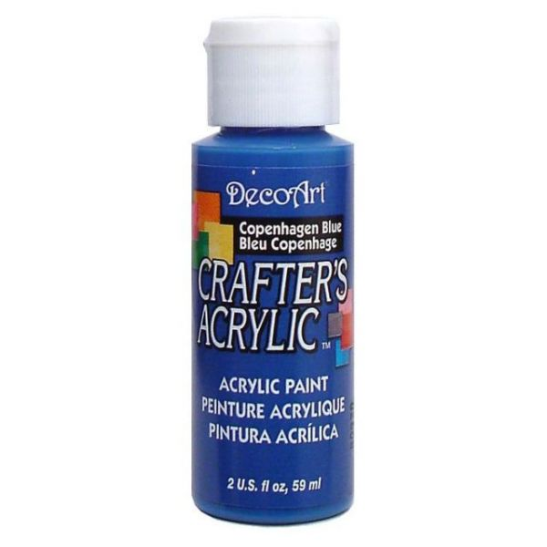 Deco Art Copenhagen Blue Crafter's Acrylic Paint