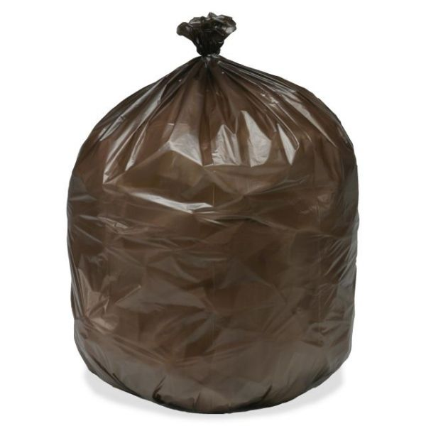 Skilcraft Heavy Duty 33 Gallon Trash Bags