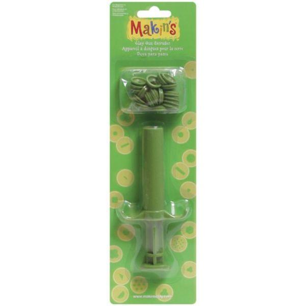 Makin's Clay Gun Extruder
