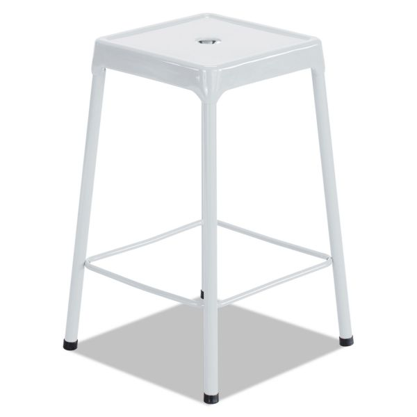 Safco Counter-Height Steel Stool