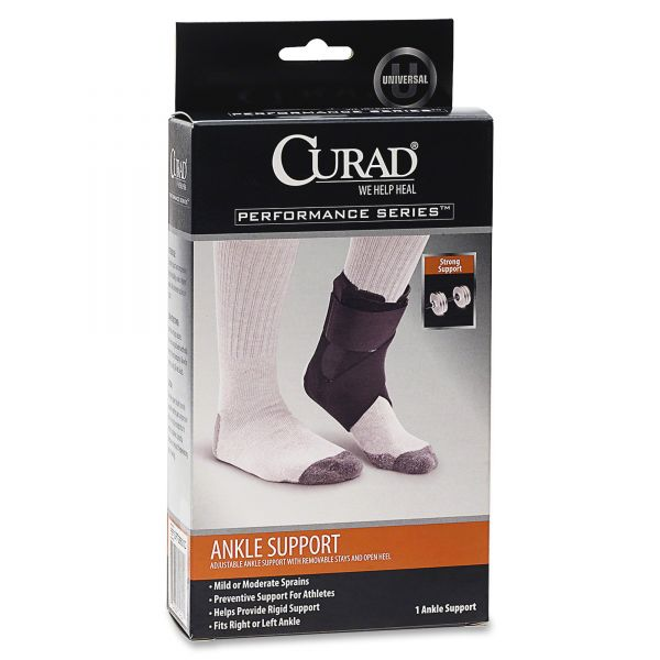 Curad Ankle Support