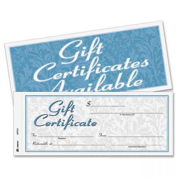 Cardinal Gift Certificates