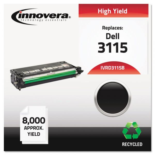 Innovera Remanufactured Dell 3115 High Yield Toner Cartridge