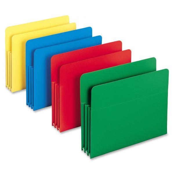 Smead 73500 Poly File Pockets