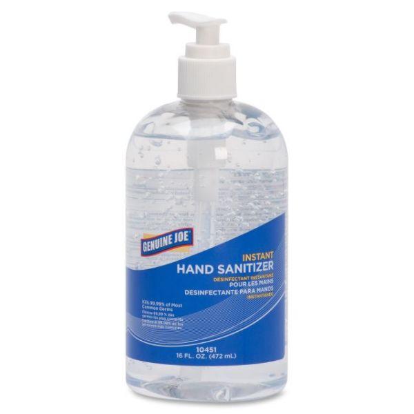 Genuine Joe Gel Hand Sanitizer