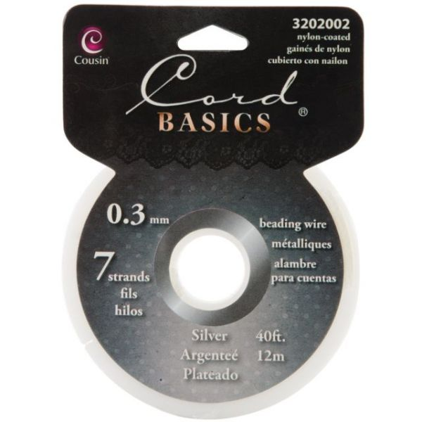 Cousin Craft & Jewelry Beading Wire