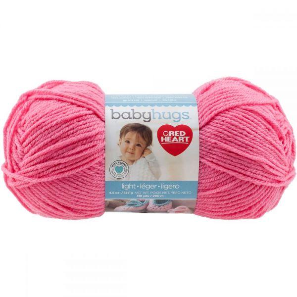 Red Heart Baby Hugs Yarn - Happy