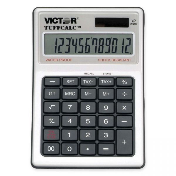 Victor 99901 TUFFCALC Business Calculator