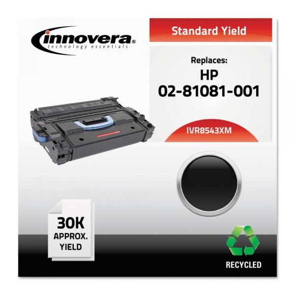 Innovera Remanufactured HP 43X (C8543X) High-Yield Toner Cartridge