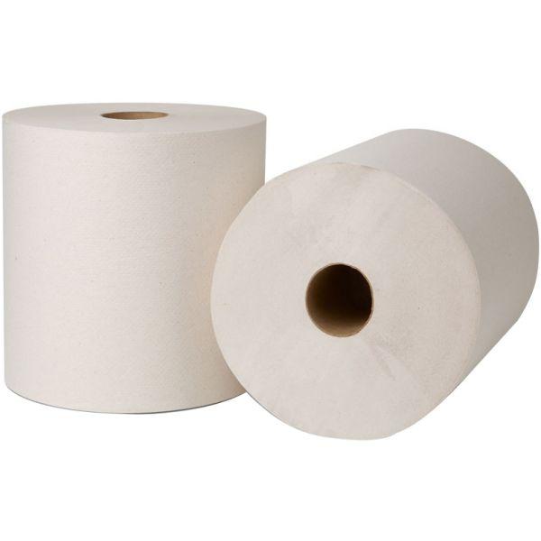 Wausau Paper Green Seal Hardwound Paper Towel Rolls