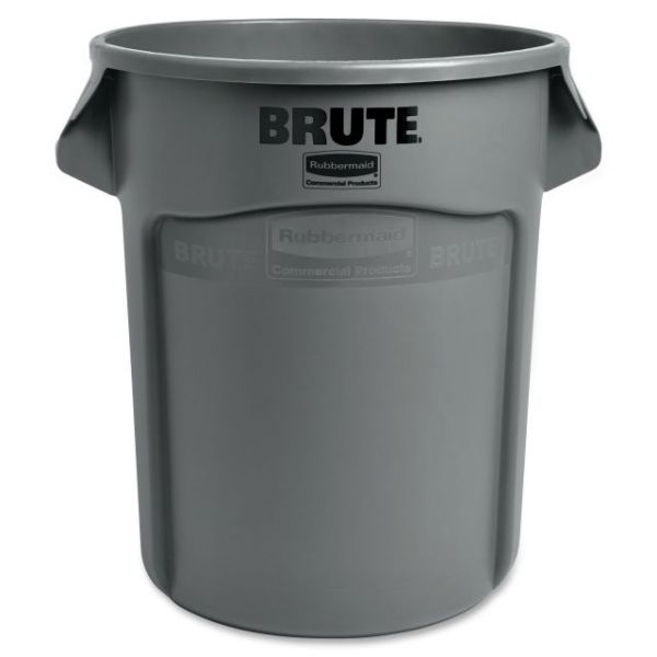 Rubbermaid Round Brute 20 Gallon Trash Cans