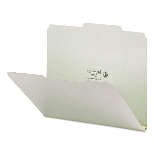 Smead Recycled Pressboard Folders