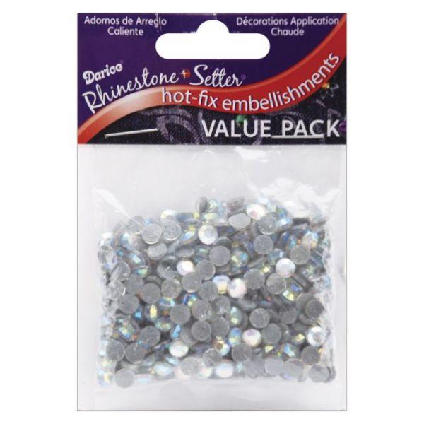 Rhinestone Setter Hot-Fix Glass Stones
