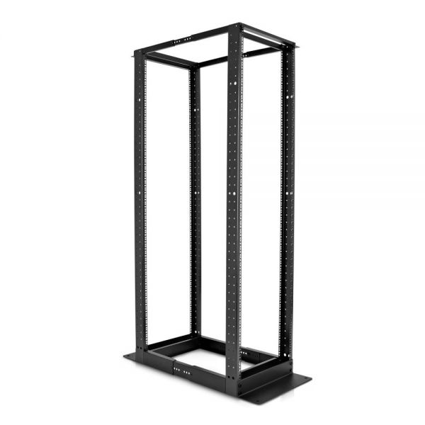V7 42U Open Frame 4 Post Rack