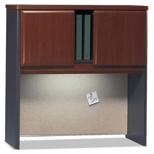 "bbf Series A 36"" Hutch by Bush Furniture"