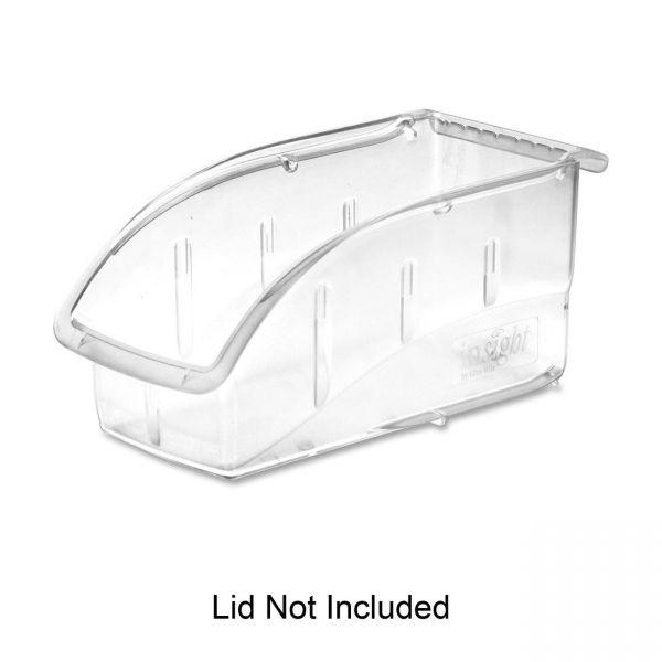 Akro-Mils Insight Ultra Clear Bin