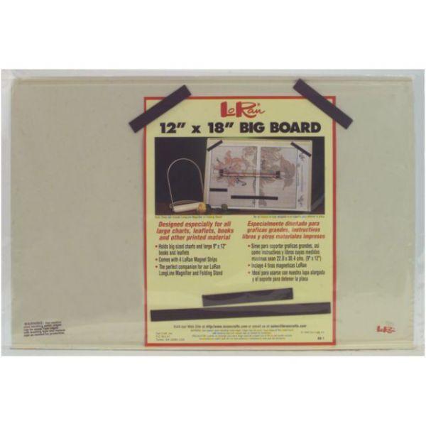 """LoRan Big Board Magnet Board 12""""X18"""""""