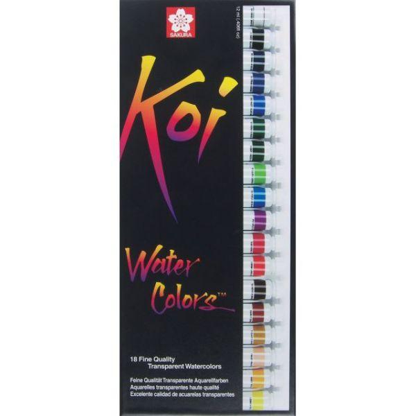 Koi Watercolor Paints