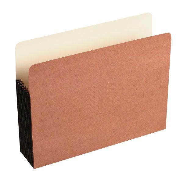 Wilson Jones Red Rope File Pocket