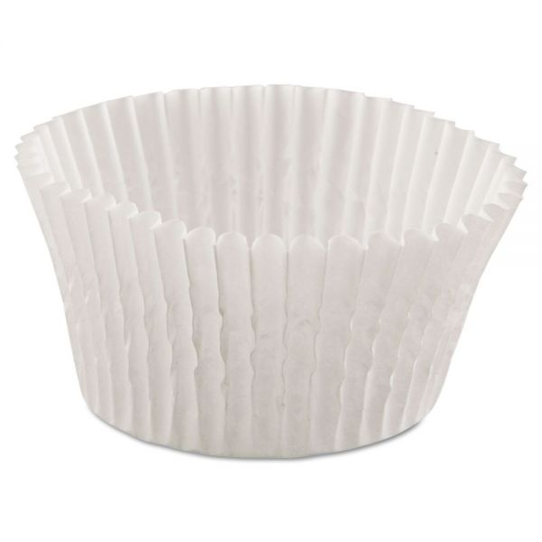 Hoffmaster Fluted Cupcake Sleeves