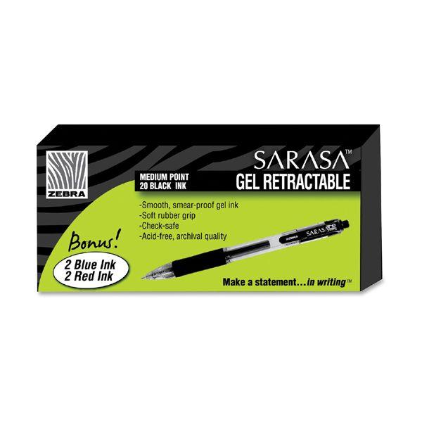Zebra Pen Sarasa Gel Pens