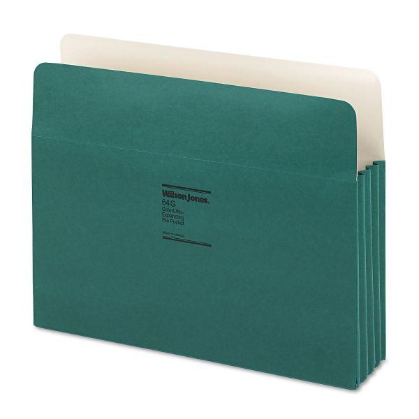 Wilson Jones File Pockets