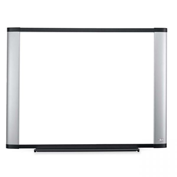 3M Wide Screen Style 4' x 3' Magnetic Dry Erase Board