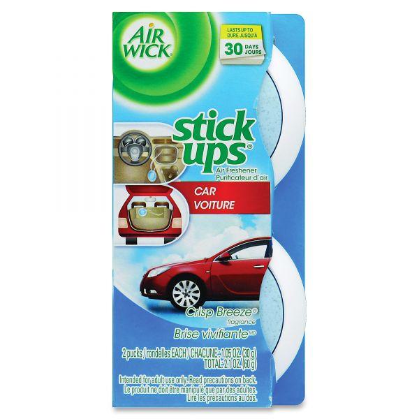 Air Wick Stick Ups Car Air Freshener