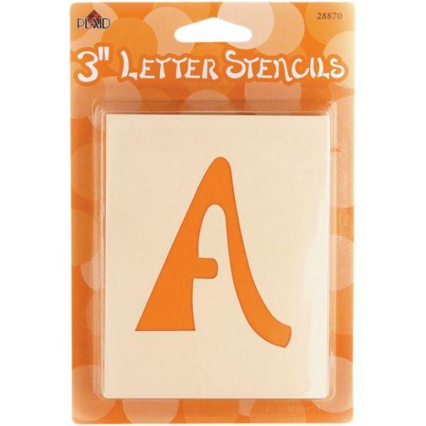 Mailbox Letter Stencils