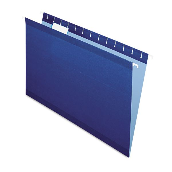 Pendaflex Reinforced Legal Hanging File Folders