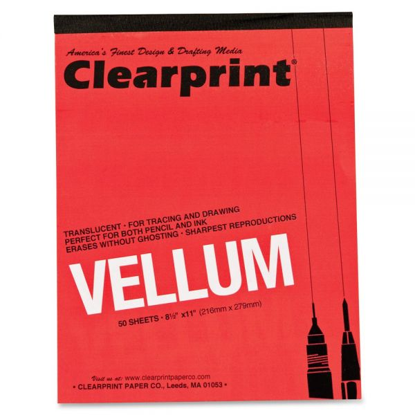 Clearprint Vellum Pad