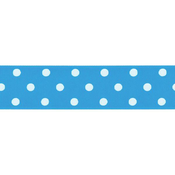 """Polka Dot Wired 1 1/2"""" Ribbon"""
