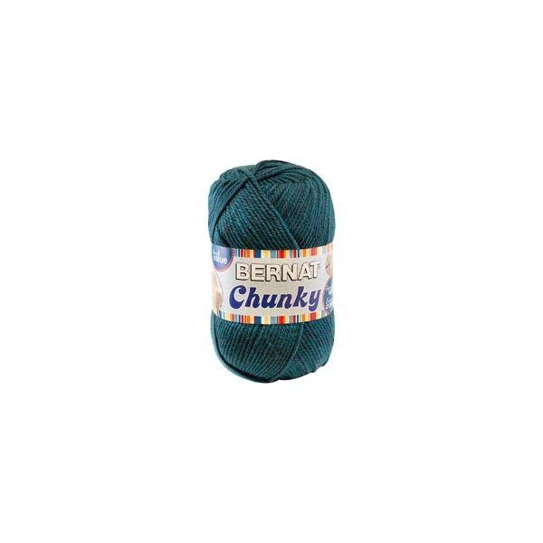 Bernat Chunky Big Ball Yarn - Teal