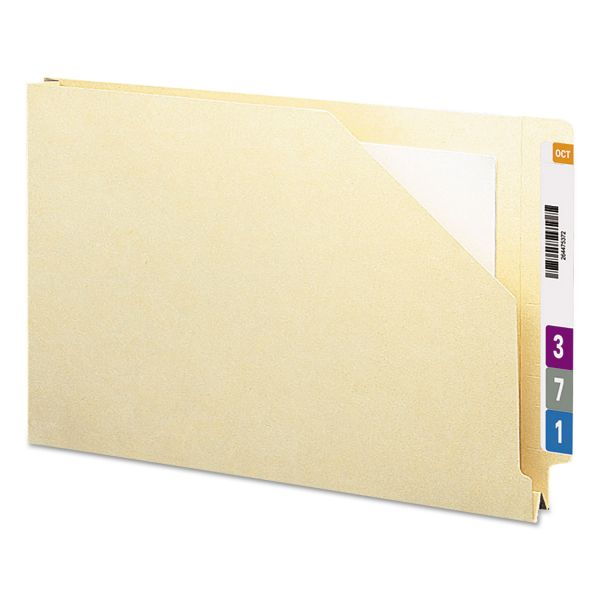 Smead Heavyweight End Tab File Jackets