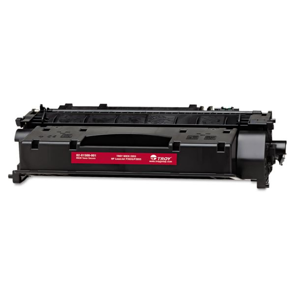 Troy Remanufactured HP CE505X Black Toner Cartridge