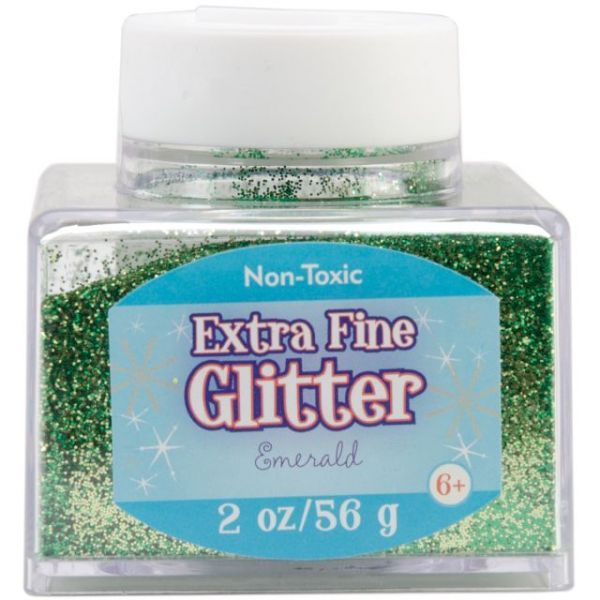 Extra Fine Glitter 2oz