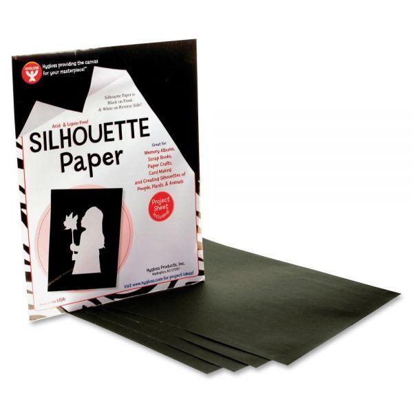 Hygloss Silhouette Paper