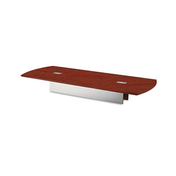 Tiffany Industries Napoli Rectangular Conference Table Top, 96w x 42d, Sierra Cherry